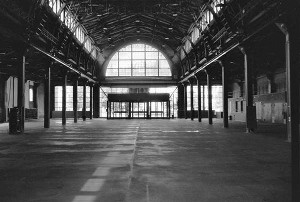 Bockenheimer Depot St Dtische B Hnen Frankfurt Am Main