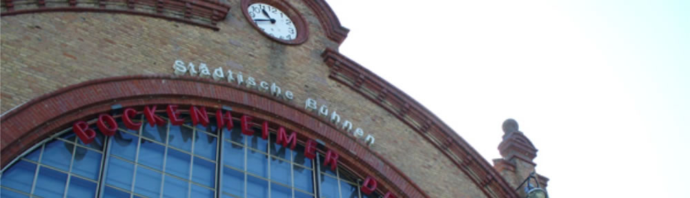 Bockenheimer depot st dtische b hnen frankfurt am main for Depot frankfurt am main